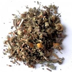 Senná rýma - bylinkový čaj